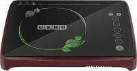 Usha S2108TM Induction Cooktop(Black, Touch Panel)
