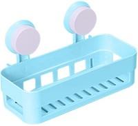 View ALPYOG Bathroom Sleves Blue Plastic Wall Shelf(Number of Shelves - 1, Blue) Furniture (ALPYOG)