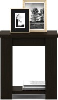 View Spacewood Engineered Wood Bedside Table(Finish Color - Black) Furniture (Spacewood)