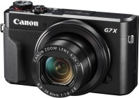 Canon Powershot G7 X Mark II Point and Shoot Camera(20.1 MP, 4.2X Optical Zoom, 4X Digital Zoom, Black)