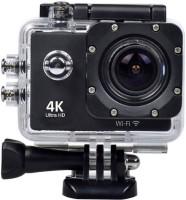View ELEGANTSHOPPING ACTION SPORTS ESAC1005 Sports and Action Camera(Black 12 MP) Price Online(ELEGANTSHOPPING)