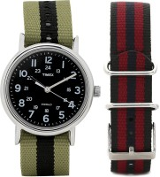 Timex T2P236NS Weekender Analog Watch For Unisex