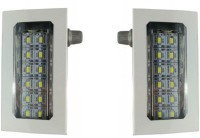 View weven 12 led combo Wall-mounted(Grey) Home Appliances Price Online(weven)