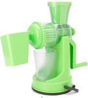Mantavya Fruit And Vegetable Mixer Juicer With Waste Collector 0 Juicer(Green, 1 Jar)