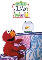ELMO'S WORLD:DANCING MUSIC BOOKS(DVD English)