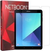 NETBOON Tempered Glass Guard for Samsung Galaxy Tab S3 9.7
