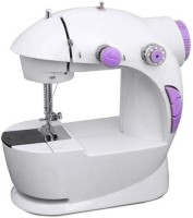 View Tuzech Electronic Handy Sewing Stitch Machine ( With Paddle Support) Electric Sewing Machine( Built-in Stitches 45) Home Appliances Price Online(Tuzech)