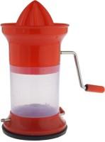 Magic's Max Fruit Juicer and Vegetable Juicer(Red) 0 Juicer(Red, 1 Jar)