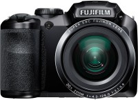 Fujifilm FinePix S4800 16MP Digital Camera with 3-Inch LCD (Black) Advanced Point & Shoot Camera(Black)