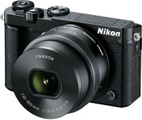 Nikon Nikon 1 J5 With 10-30mm Mirrorless Camera Body with 10-30 mm lens(Black)