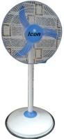 View Icon sports 2 Blade Pedestal Fan(SILVER) Home Appliances Price Online(Icon)