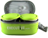 Milton Executive Series 3 Containers Lunch Box(400 ml)