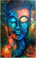 God Buddha Poster for room Paper Print(18 inch X 12 inch, Rolled)