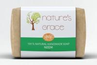 Natures Grace Handmade Neem Soap(100 g)