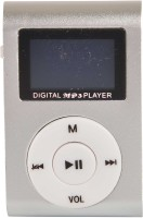 MAK MP-9000 MP3 Player(Silver, 2.4 Display)