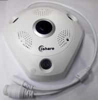 I share VR 360? CCTV Camera Audio and video Baby Monitor