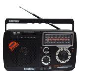 Santosh Sainik 3 FM Radio(Black)