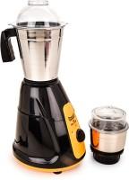 Summercool Mini 450 Mixer Grinder(Black, 2 Jars)