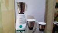 mccoy Desire 550W 550 Mixer Grinder(White, 3 Jars)