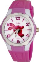 Vizion V-8826-5-3  Analog Watch For Girls