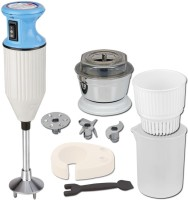 XCCESS Xccess_Power_Whiteblue 225 W Hand Blender(White, Blue)