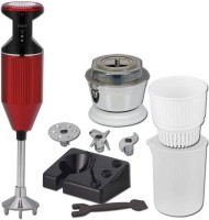 XCCESS Xccess_Turbo_Red 250 W Hand Blender(Red, Black)