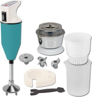 XCCESS Xccess_Nano_LightGreenWhite 225 W Hand Blender(Lightgreen, White)