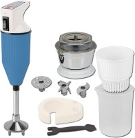 XCCESS Xccess_Nano_LightBlueWhite 225 W Hand Blender(Light Blue, White)