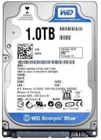 View WD Blue 1 TB Laptop Internal Hard Disk Drive (WD10JPVT/WD10JPVX/WD10SPZX) Price Online(WD)