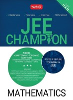 Mathematics Champion for JEE(English, Paperback, MTG Editorial Board)