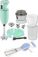 XCCESS XCOMBO_TYCON_GREEN 225 W Hand Blender(Green)