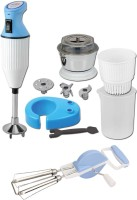 XCCESS XCOMBO_TWIST_BLUE 225 W Hand Blender(Blue)