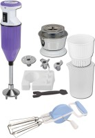 XCCESS XCOMBO_HONDA_PURPLE 225 W Hand Blender(Purple)