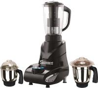 Sunmeet MA Jusal MG17-MA-JUS-024 750 W Juicer Mixer Grinder(Black, 3 Jars)