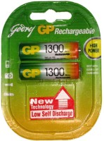 Godrej Gp Godrej GP AA 1300mAh NiMh Rechargeable Battery Rechargeable Ni-MH Battery