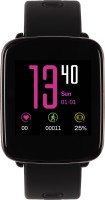 Metronaut GV68 Water Resistant Smartwatch with Heart Rate Sensor(Black Strap, FreeSize)