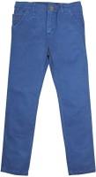 FS Mini Klub Regular Fit Boys Blue Trousers