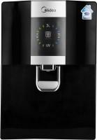 View Carrier Midea MWPRU080AL7 8 L RO + UV Water Purifier(Black) Home Appliances Price Online(Carrier Midea)