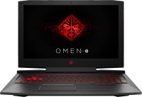 HP Omen Core i5 7th Gen - (8 GB/1 TB HDD/128 GB SSD/Windows 10 Home/6 GB Graphics) 15-ce073TX Gaming Laptop(15.6 inch, SHadow Black, 2.6 kg)   Laptop  (HP)