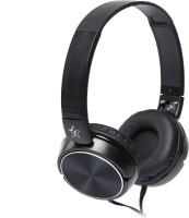 Flipkart SmartBuy Foldable Headphones(Black, On the Ear)