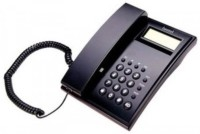 Beetel BT-C51 Corded Landline Phone(Black)