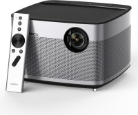 XGIMI H1 Native 1080p HD Android 5.1 Smart 3D Home Theater Projector Built in Harman/Kardon Customized Stereo and 1x Original XGIMI 3D Glass 900 lm DLP Corded Mobiles Portable Projector(Black)