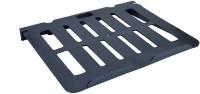 View ampereus ampereus set top box Plastic Wall Shelf(Number of Shelves - 1, Black) Furniture (Ampereus)