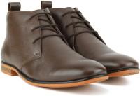 Bata BILL Boots For Men(Brown)