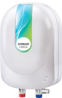 Eveready 1 L Instant Water Geyser(White, Carla)