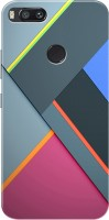Flipkart SmartBuy Back Cover for Mi A1(Multicolor, Plastic)