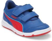 Puma Boys & Girls Velcro Sneakers(Blue)