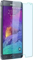CASEMANTRA Smart Screen Guard for Q Touch For Samsung Galaxy Note 3 Neo (Transparent , Temperd Glass)