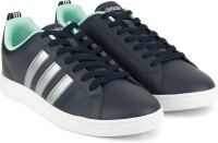 Adidas Neo VS ADVANTAGE W Sneakers(Navy, Silver)