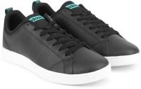 Adidas Neo VS ADVANTAGE CL W Tennis Shoes(Black)